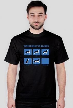 SZKOLENIE t-shirt męski