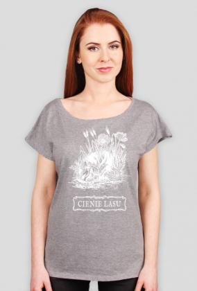 Cienie Lasu - koszulka damska