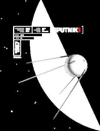 1957 Sputnik 1 - wielkie misje kosmiczne