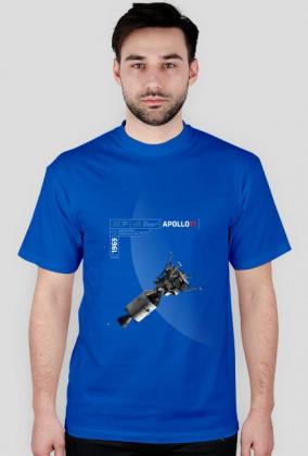 1969 Apollo 11 - lądowanie na Księżycu - wielkie misje kosmiczne