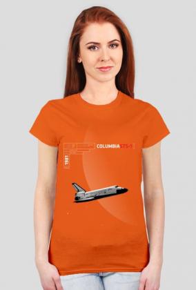 1981 Columbia STS1 - wielkie misje kosmiczne