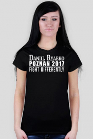 Fight Differently Dark T-Shirt