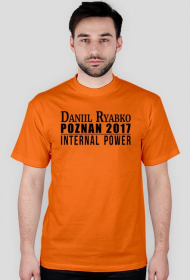 Internal Power  T-Shirt Color