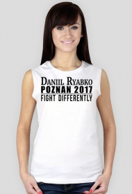 Fight Differently White Female