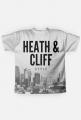 T-shirt męski FullPrint H&C STYLE (przód i tył)