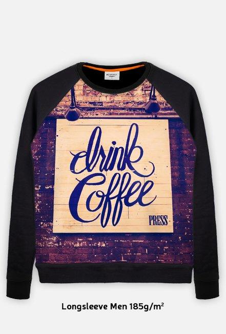 Coffee - longsleeve