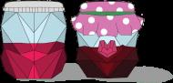 Słoiki z Dżemem - DAMSKI