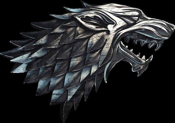 Wolf Gra o tron bluza damska biała