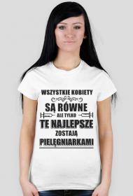 WSZYSTKIE KOBIETY - koszulka damska