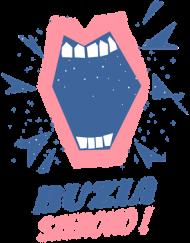 BUZIA SZEROKO - kubek, stomatologia