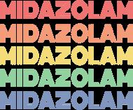 MIDAZOLAM - bluza męska