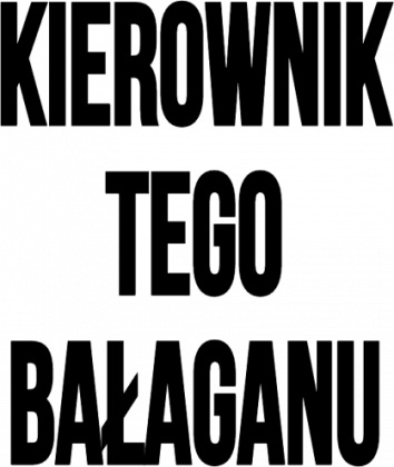 KIEROWNIK - kubek