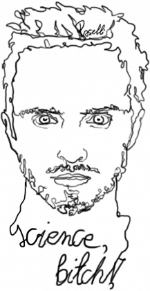 Breaking Bad; Jesse Pinkman - Damska