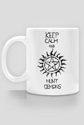 Supernatural; Keep Calm - Kubek