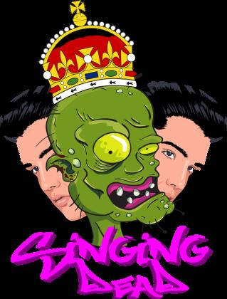 Zombie Elvis