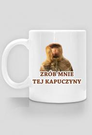 KAPUCZYNA - KUBEK KOLOROWY
