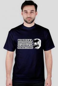 Hora curka koszulka męska