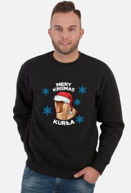 Mery Krismas, Kurła - bluza męska
