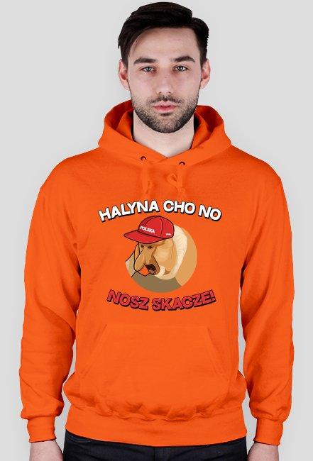 Halyna Cho No - bluza z kapturem