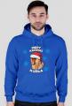 Mery Krismas, Kurła - bluza z kapturem męska
