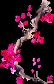 Torba Kwiaty Wiśni