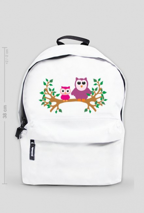 Plecak Sowy
