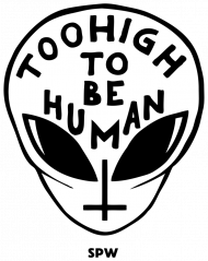 Too High To Be Human