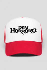Dom Horroru Czapka Logo Czarne