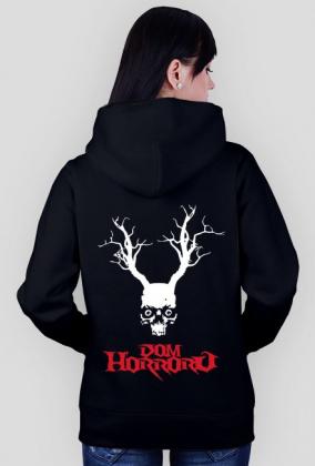 Dom Horroru Logo Czerwone