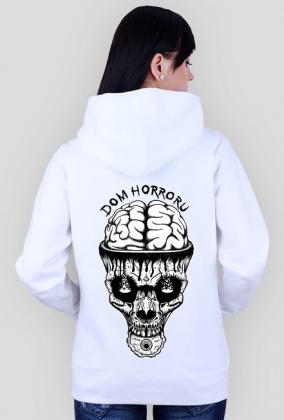 Dom Horroru Czaszka Mózg