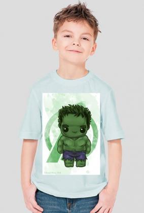 Bluzka Hulk