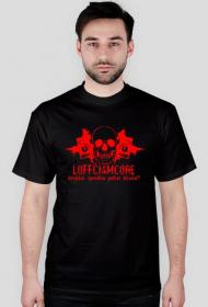 Loffciamcore Black'N'Red