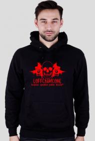Loffciamcore Hoodie Red