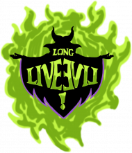 BLUZA MĘSKA Z KAPTUREM - LONG LIVE EVIL