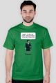 doktor nauk - koszulka napis