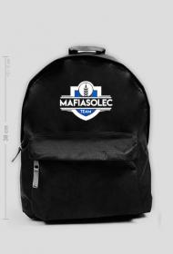 Plecak Mały MafiaSolec Team Czarny