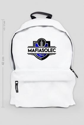 Plecak Duży MafiaSolec Team Biały