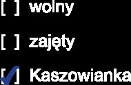 Kaszowianka wolny/zajęty/Kaszowianka bluza