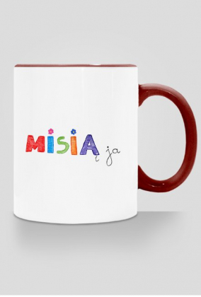 KUBECZEK MISIA i JA - KOLOR