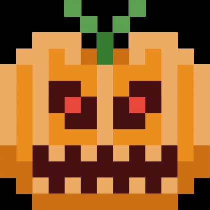 Pixel Pumpkin