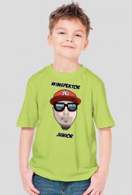 Koszulka 'Inspektor Junior'