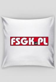 Oficjalna poduszka FSGK.pl