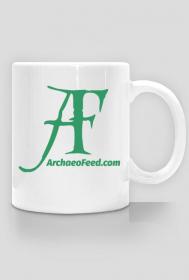 Archaeofeed Logo Lefthanded