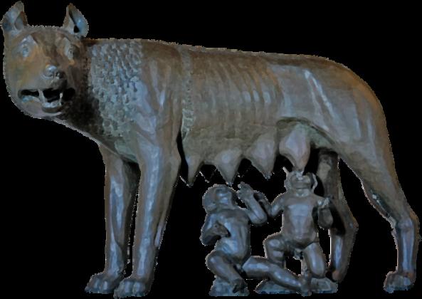 Roman Capitoline Wolf