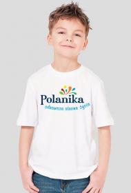 Koszulka dziecięca Polanika z logo