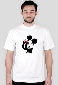 Koszulka sadystyczna Myszka Miki Unseen Odzobaczyć