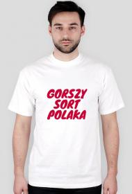 Koszulka Gorszy Sort Polaka