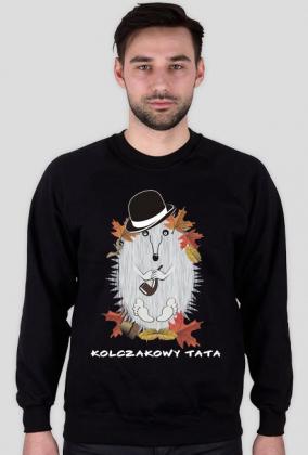 Kolczakowy Tata - bluza czarna