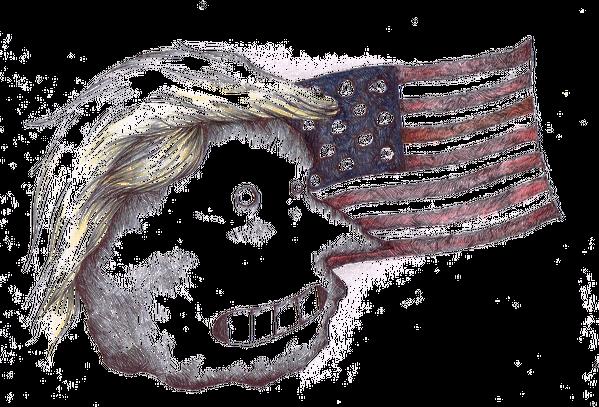 Trump prezydent Stanów Ziemniaczanych