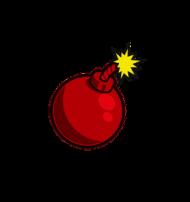 Body Bombowy synek kolorowe